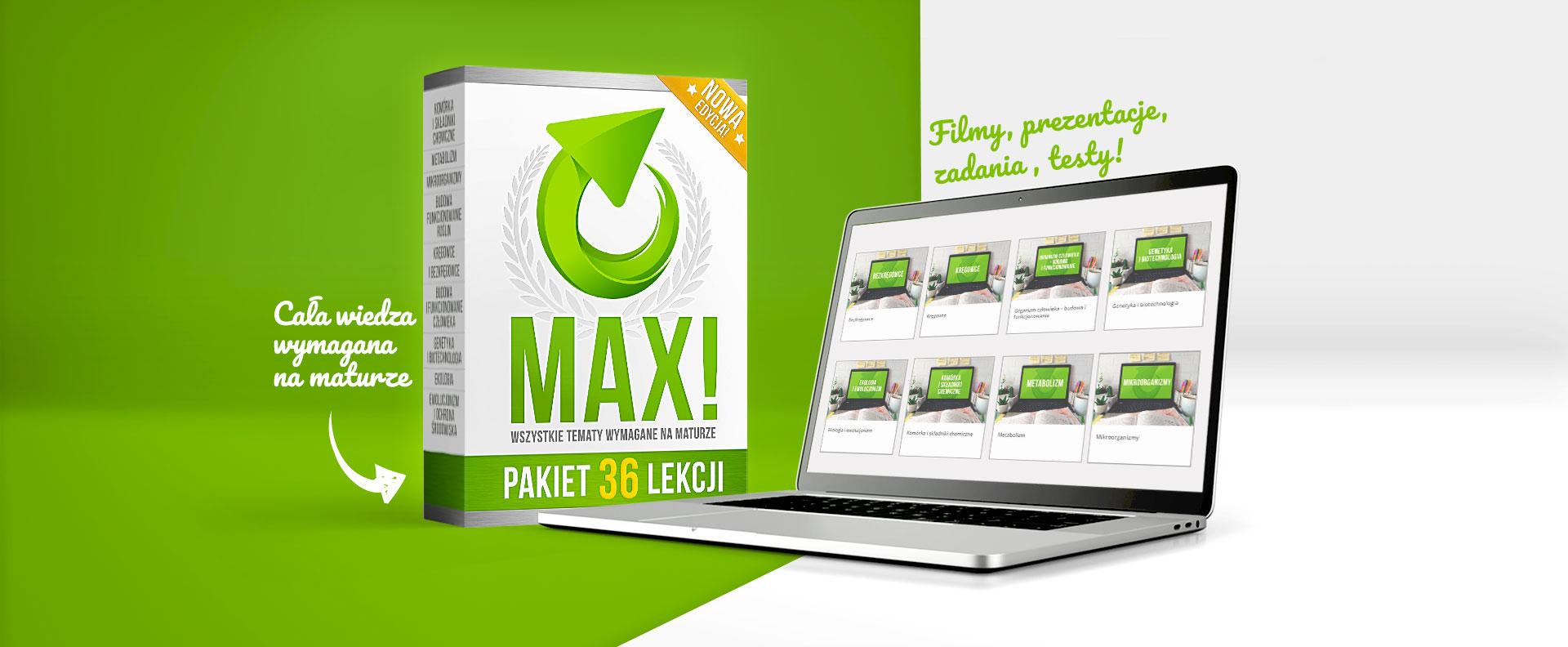 Pakiet MAX